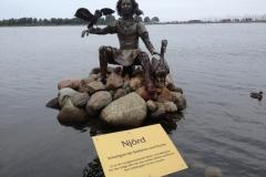 …Njörd - Schutzgott der Seefahrer und Fischer...